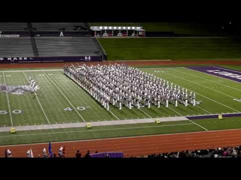 Whitehouse High School Band 2016 - UIL Region 21 Marching Contest