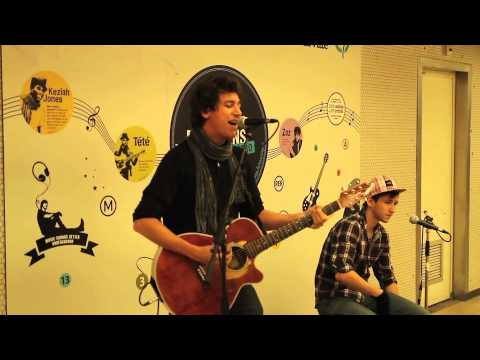 in the can living in the city john butler cover contest youtube