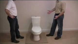 Dual-Flush Toilet - How It Works