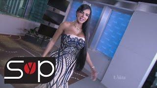 ¡Aleira Avendaño tiene la cintura más pequeña que Thalía!