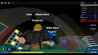 Roblox:Blox no Hero Academia [V0.085]