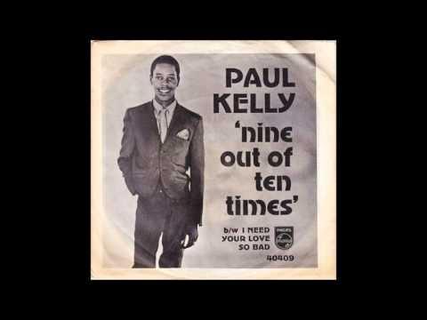 Paul Kelly - Nine Out Of Ten Times