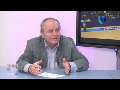 """TeleU: Vasile Rușeț la """"Tribuna polisportivă"""""""