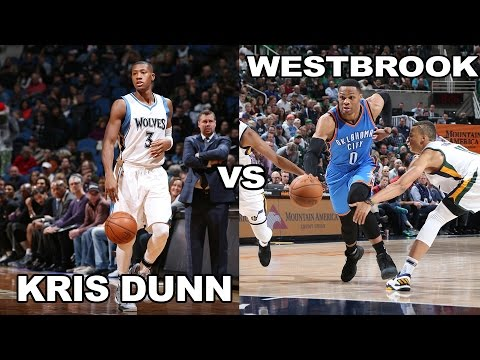 Russell Westbrook vs Kris Dunn: Which Move Was Better?