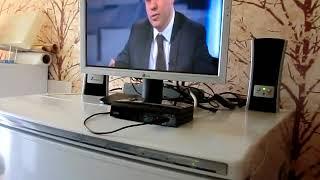 Цифровое  ТВ из vga монитора