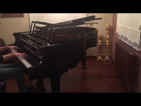 Narcos Opening Theme ''Tuyo'' Piano Cover