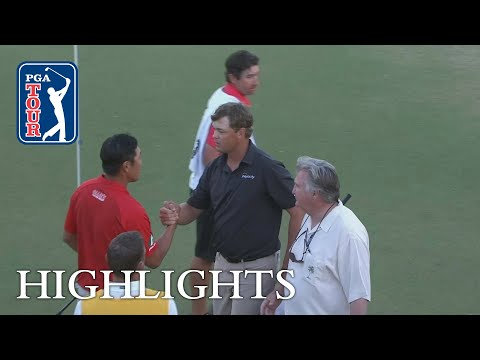 Best shots from all 6 playoff holes at the Sony Open