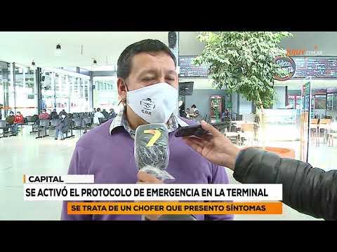 Se Activó El Protocolo De Emergencia En La Terminal | Somos Jujuy