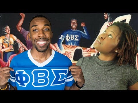 GREEK LIFE EXPLAINED (NPHC Advice from Corey Jones)