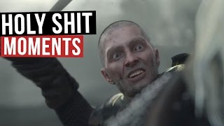 Top 10 Holy Shit Moments in The Witcher 3