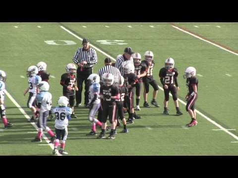Pop Warner 2015 - Week 4 - D Team