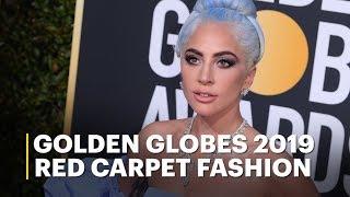 Golden Globes 2019 Red Carpet Fashion