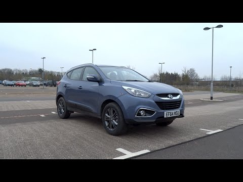 2014 Hyundai ix35 1.7 CRDi 114 2WD SE Nav Start-Up and Full Vehicle Tour