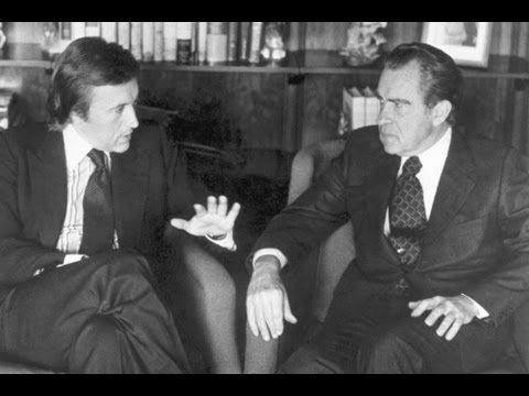 David Frost, 74, Remembered by Director Ron Howard, For Historic Interview with Richard Nixon
