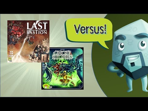 Last Bastion Vs. Ghost Stories Comparison - With Zee Garcia