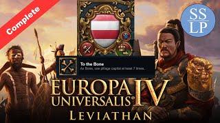 To The Bone Achievement   EU4 Leviathan