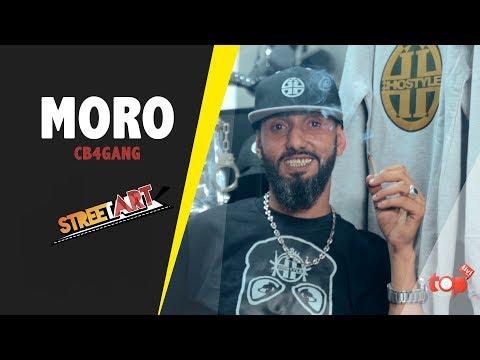 Interview 'MORO' / أنا عارف راسي سمحت ليك / #StreetART