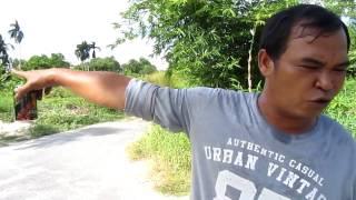 MENYUSURI JALAN KERETA API DI KOTA PEKANBARU | Bekas Jalur Rel Kereta Api Pekanbaru - Muaro