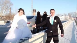 Алесандр и Людмила,Ппрогулка, Венгерово, 2014г