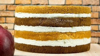 как сделать творожно йогуртовый крем для торта