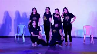 The Pussycat Dolls | Buttons  | Group Dance Choreography | VnV day Event 2019