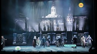 «Новое утро» на НТВ о премьере мюзикла «Анна Каренина»