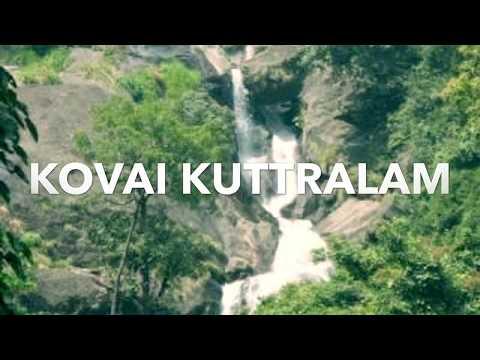 Siruvani falls kovai kutralam Trip plan
