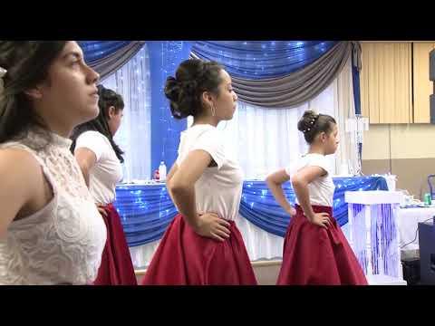 Baile Sorpresa de Mario Macarena