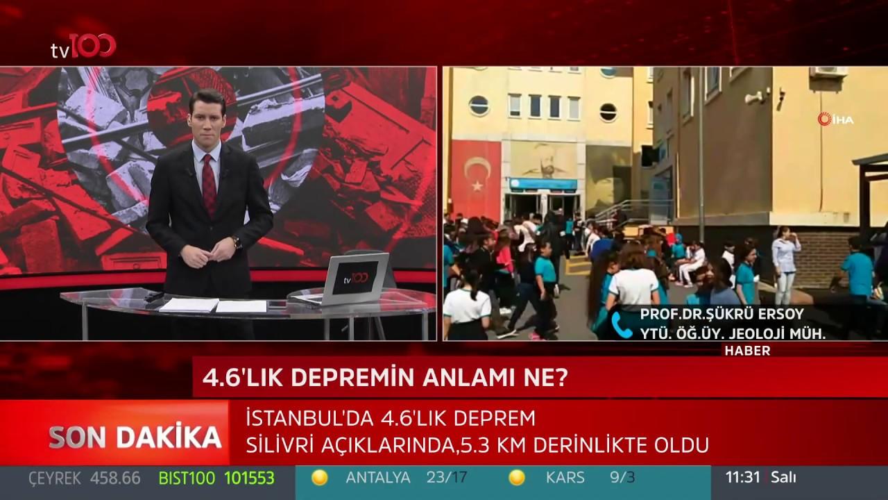 Şükrü Ersoy: İstanbul için en kötü senaryo 7.7 büyüklüğünde bir deprem