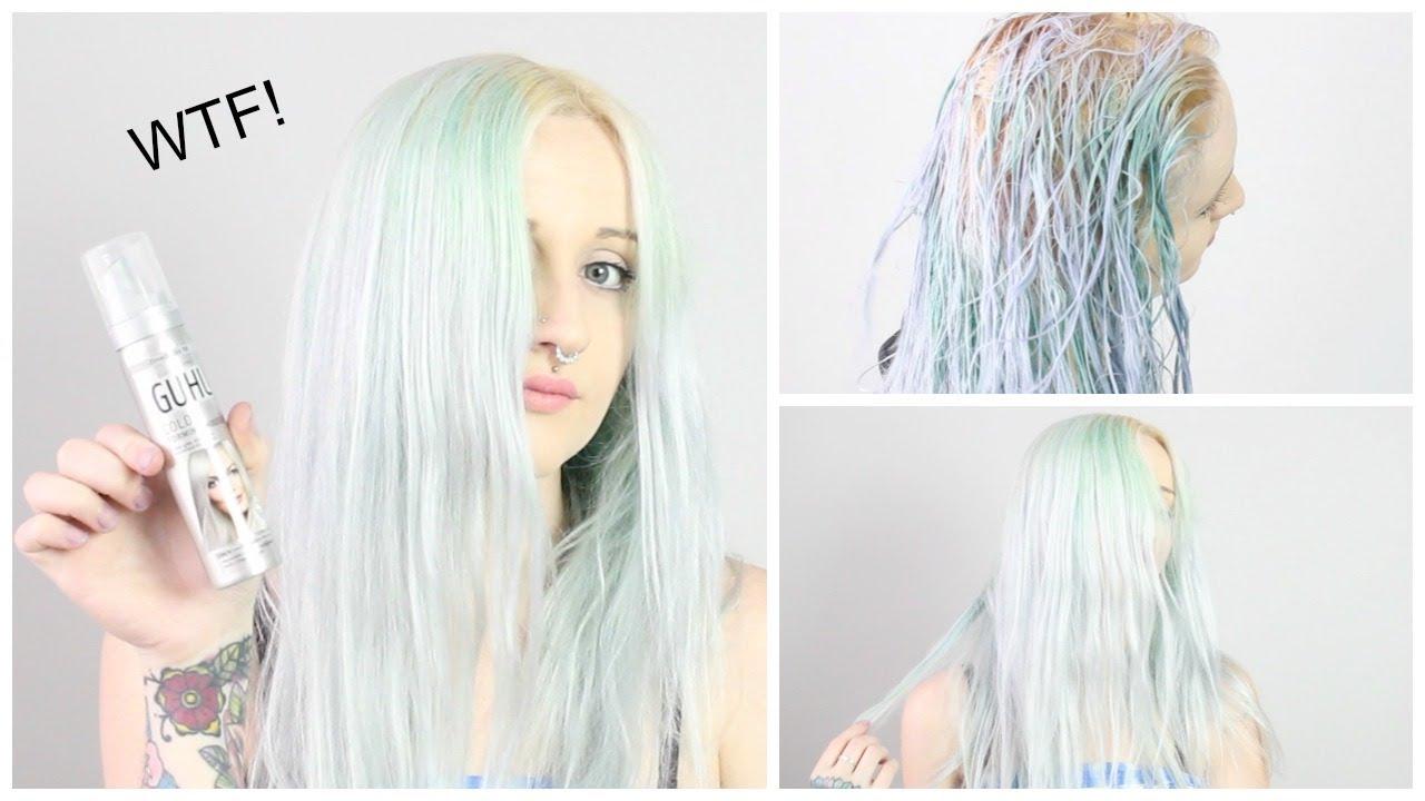 GUHL Hair Color Mousse!