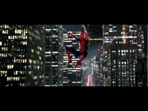 Trailer do filme O Espetacular Homem-Aranha