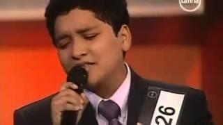 Michael Jackson sorprende al Jurado - Peru Tiene Talento [ 15-09-12 ] Primer Programa HD