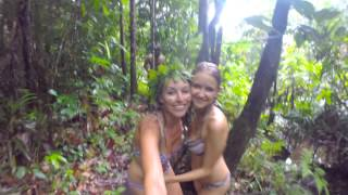 FIJI E Jungle Waterfall Mission