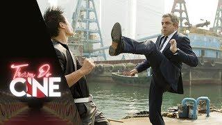 Điệp viên không-không-thấy của 'Mr. Bean' tái xuất    Thảm đỏ Cine   VIEW