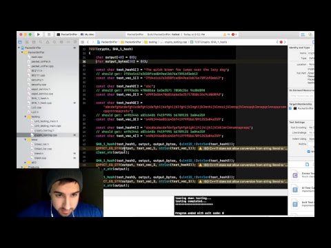 Nightly Live Coding [11/10/17]: 802.11 Packet Analyzer