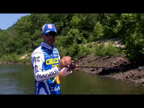 Major League Lesson: Randy Howell's Setup for Crankbaits