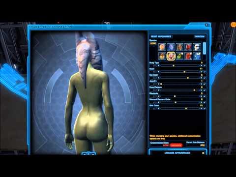 Mission nackt Star Wars