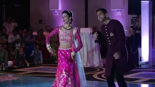 Aashita and Parth Sangeet Dance | Humma Song | Badri Ki Dulhania | #fromlovetoshahdi