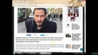 DEPLORABLE RITUALS OF HOLLYWOOD FURTHER CONFIRMED BY KEANU REEVES-PREZ TRUMP ARRESTING MORE MONSTERS