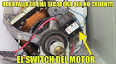 Kenmore Dryer Repair - Does Not Heat - 11066842500 - YouTube on
