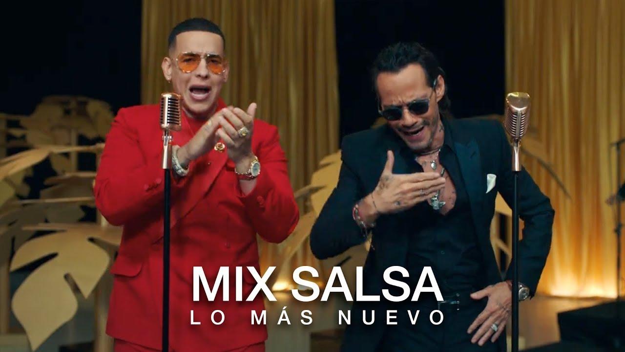 Download MIX SALSA DADDY YANKEE Y MARC ANTONY DE VUELTA PA LA VUELTA