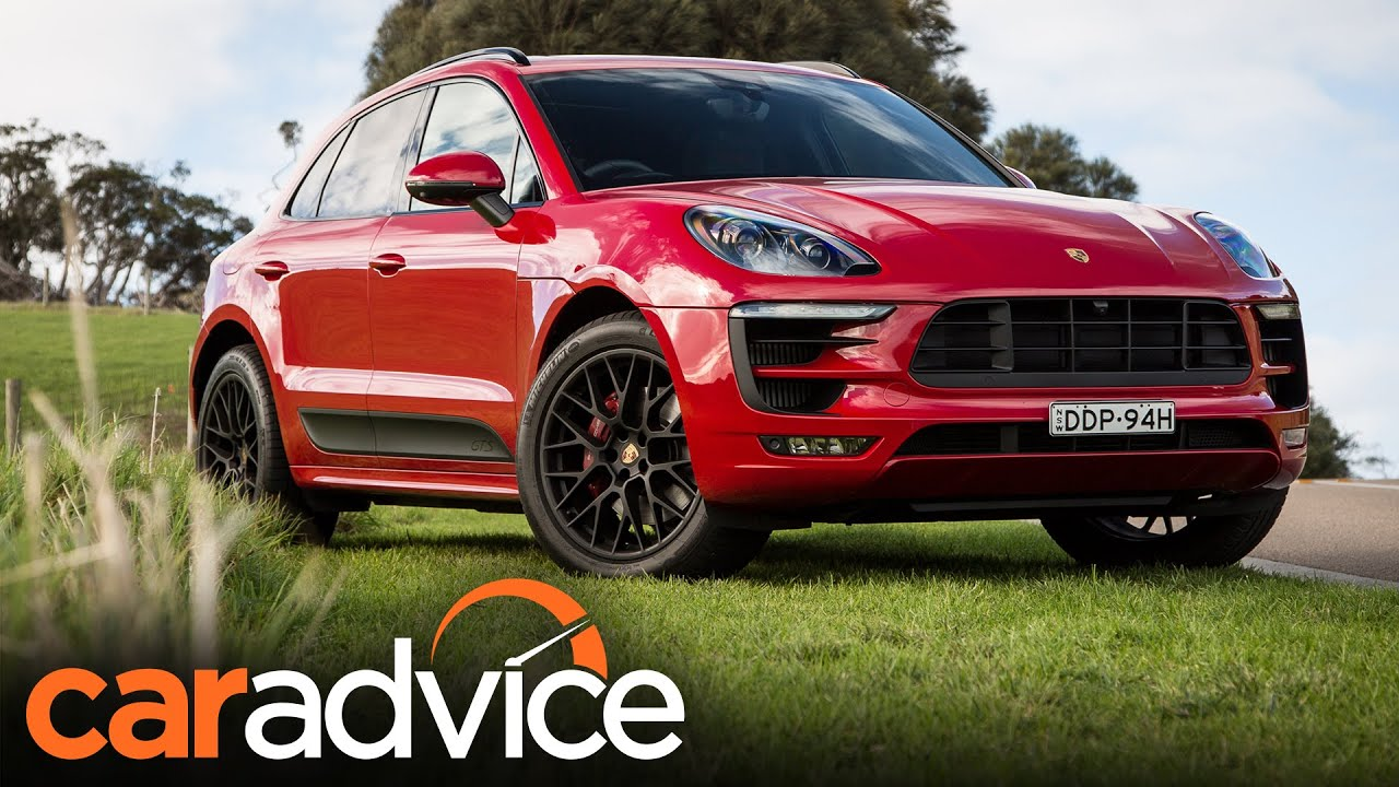 2016 porsche macan gts review caradvice youtube. Black Bedroom Furniture Sets. Home Design Ideas