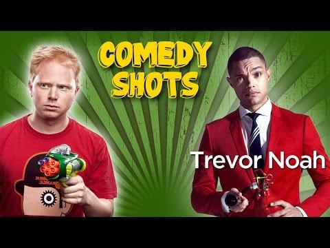 "Trevor Noah: ""Talking to Siri"" feat. Joe Hanson - Comedy Shots #39"