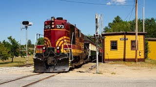 Classic Railroading Relived: Conway Scenic