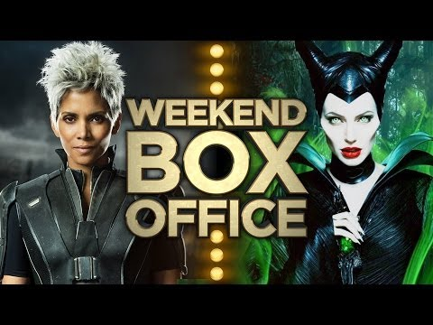 Weekend Box Office - May 30 - June 1, 2014 - Studio Earnings Report HD