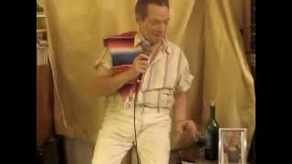 """VINO, DINERO y AMOR""  (ElVIS Move Song Cover) Performed by JERSEY GUY (2011)"