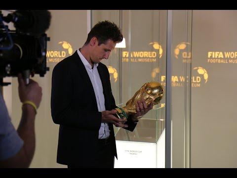 World Champion – Miroslav Klose 2014