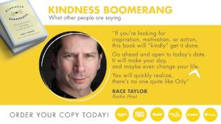 Kindness Boomerang: Praise for the Book #1