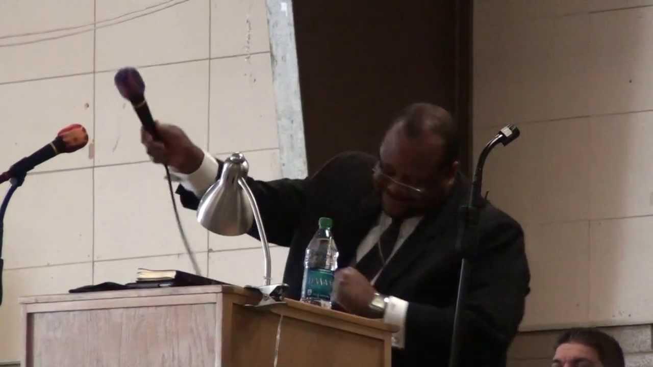 Colusa Camp Meeting - Pastor Jason Sample - YouTube