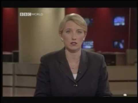 BBC News overnight edition with Martine Croxall(2001)